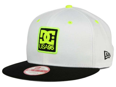 DC Shoes RD Tab 9FIFTY Snapback Cap