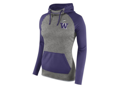 Washington Huskies Nike NCAA Women's Champ Drive All Time Hoodie