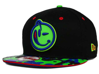 YUMS Classic Outline Meltdown 9FIFTY Snapback Cap