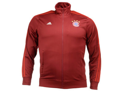 Bayern Munich adidas Soccer Club Team Track Jacket