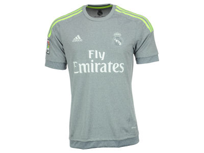 Real Madrid adidas Men's Club Team Away Jersey 2015