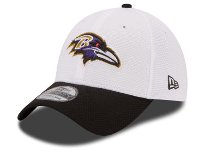 Baltimore Ravens New Era NFL 2015 Training Camp Official 39THIRTY Cap