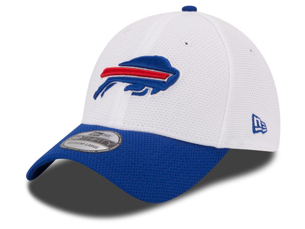 fde05c5dd2d Buffalo Bills New Era NFL 2015 Training Camp Official 39THIRTY Cap ...