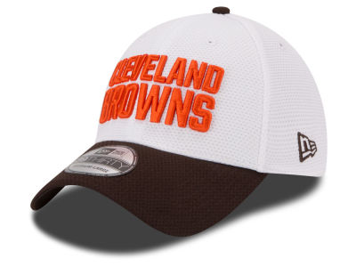 Cleveland Browns New Era NFL 2015 Training Camp Official 39THIRTY Cap