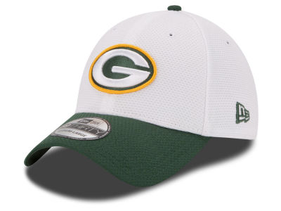 Green Bay Packers New Era NFL 2015 Training Camp Official 39THIRTY Cap