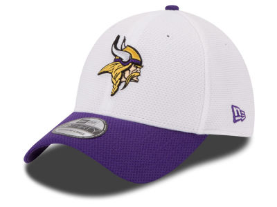 Minnesota Vikings New Era NFL 2015 Training Camp Official 39THIRTY Cap