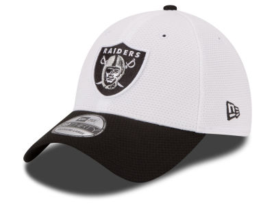 Oakland Raiders New Era NFL 2015 Training Camp Official 39THIRTY Cap