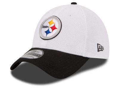 Pittsburgh Steelers New Era NFL 2015 Training Camp Official 39THIRTY Cap