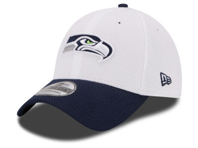 Seattle Seahawks New Era NFL 2015 Training Camp Official 39THIRTY Cap