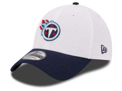 Tennessee Titans New Era NFL 2015 Training Camp Official 39THIRTY Cap