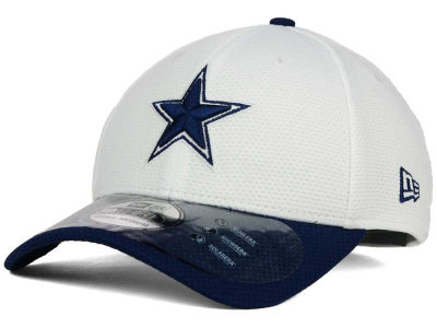 Dallas Cowboys New Era NFL 2015 Training Camp Official 39THIRTY Cap