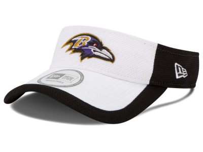 Baltimore Ravens New Era NFL 2015 Training Camp Official Visor