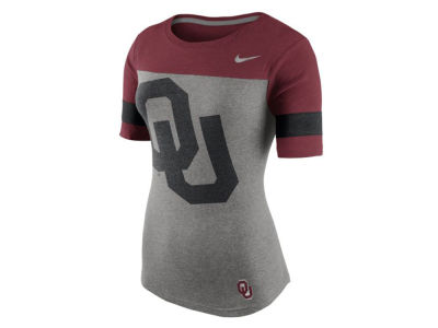 Oklahoma Sooners Nike NCAA Women's Champ Drive Fan T-Shirt