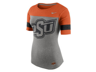 Oklahoma State Cowboys Nike NCAA Women's Champ Drive Fan T-Shirt