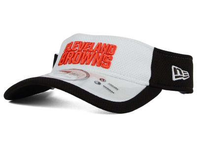 Cleveland Browns New Era NFL 2015 Training Camp Official Visor