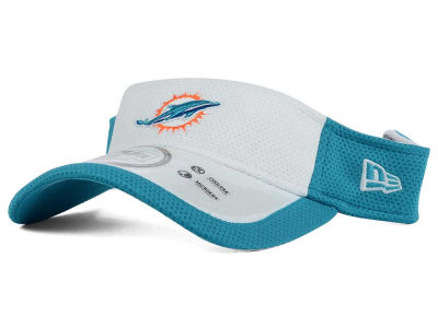 Miami Dolphins New Era NFL 2015 Training Camp Official Visor