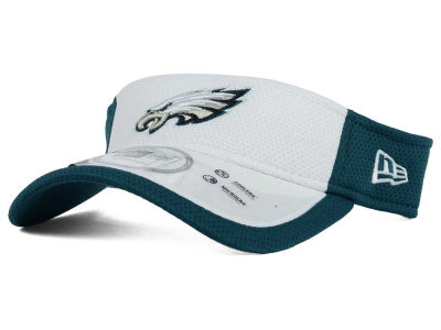 Philadelphia Eagles New Era NFL 2015 Training Camp Official Visor