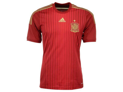 Spain adidas FIFA Men's National Team Home Jersey
