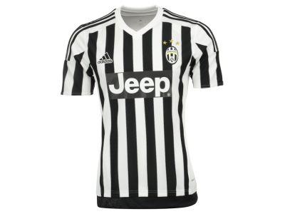Juventus adidas Club Soccer Men's Team Home Jersey
