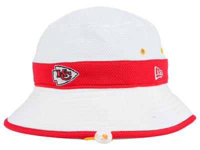 Kansas City Chiefs New Era NFL 2015 Training Camp Official Bucket