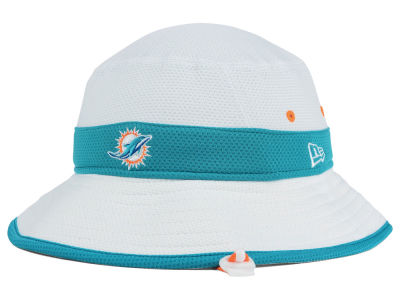 Miami Dolphins New Era NFL 2015 Training Camp Official Bucket