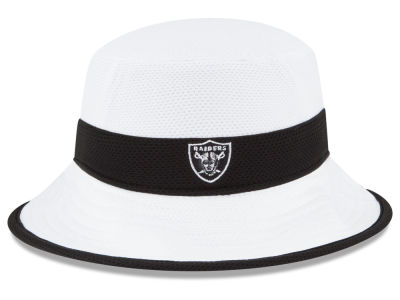 Oakland Raiders New Era NFL 2015 Training Camp Official Bucket