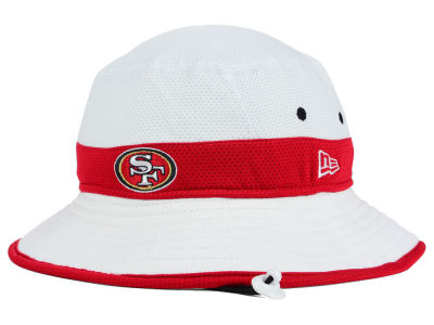 San Francisco 49ers New Era NFL 2015 Training Camp Official Bucket