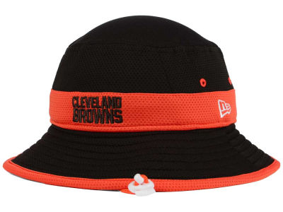 Cleveland Browns New Era NFL 2015 Training Camp Reverse Bucket