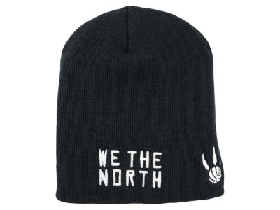 Toronto Raptors adidas NBA We The North Beanie Knit