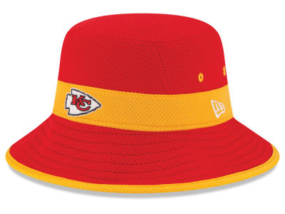 Kansas City Chiefs New Era NFL 2015 Training Camp Reverse Bucket