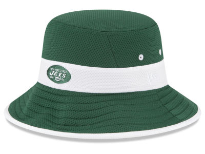 New York Jets New Era NFL 2015 Training Camp Reverse Bucket