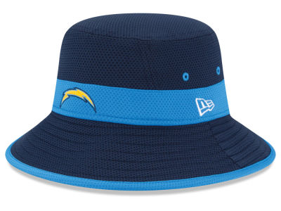 San Diego Chargers New Era NFL 2015 Training Camp Reverse Bucket