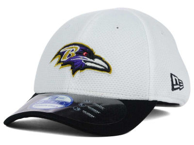 Baltimore Ravens New Era NFL 2015 Kids Training Camp Official 39THIRTY Cap