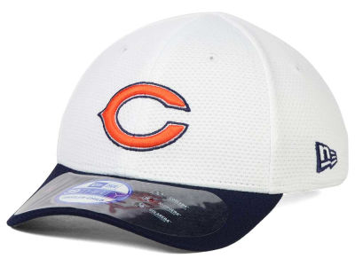 Chicago Bears New Era NFL 2015 Kids Training Camp Official 39THIRTY Cap