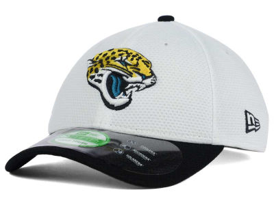 Jacksonville Jaguars New Era NFL 2015 Kids Training Camp Official 39THIRTY Cap