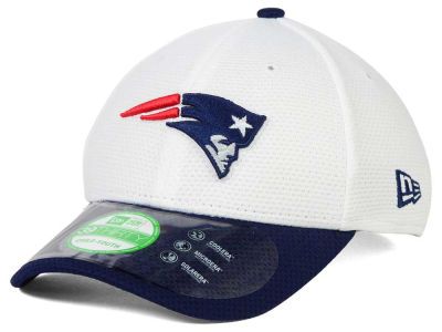 New England Patriots New Era NFL 2015 Kids Training Camp Official 39THIRTY Cap
