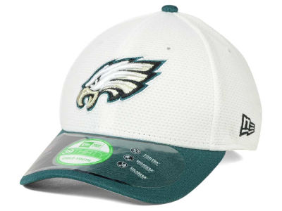 Philadelphia Eagles New Era NFL 2015 Kids Training Camp Official 39THIRTY Cap