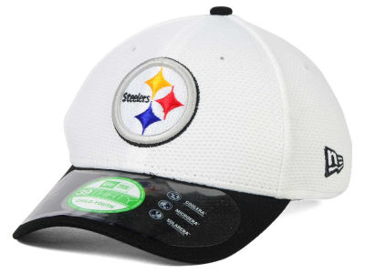 Pittsburgh Steelers New Era NFL 2015 Kids Training Camp Official 39THIRTY Cap