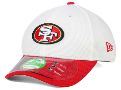 San Francisco 49ers New Era NFL 2015 Kids Training Camp Official 39THIRTY Cap