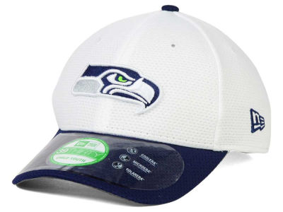 Seattle Seahawks New Era NFL 2015 Kids Training Camp Official 39THIRTY Cap