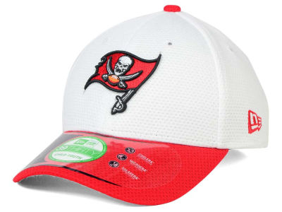 Tampa Bay Buccaneers New Era NFL 2015 Kids Training Camp Official 39THIRTY Cap