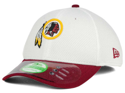 Washington Redskins New Era NFL 2015 Kids Training Camp Official 39THIRTY Cap