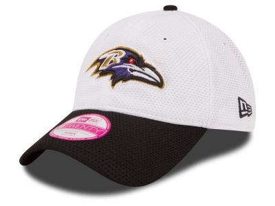 Baltimore Ravens New Era NFL 2015 Training Camp Women's Official 9TWENTY Cap