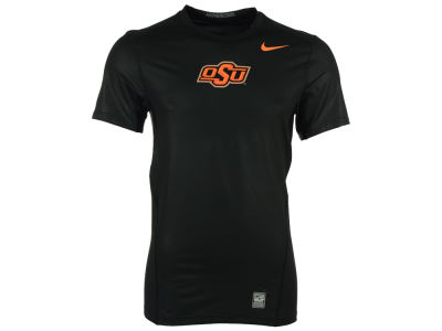 Oklahoma State Cowboys Nike NCAA Hypercool Top