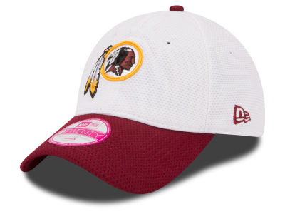 Washington Redskins New Era NFL 2015 Training Camp Women's Official 9TWENTY Cap