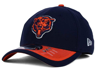 Chicago Bears New Era NFL 2015 On Field 39THIRTY Cap