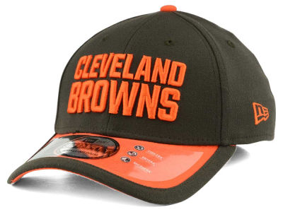 Cleveland Browns New Era NFL 2015 On Field 39THIRTY Cap