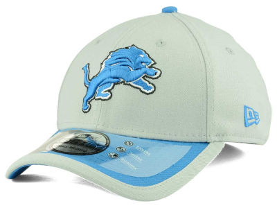 Detroit Lions New Era NFL 2015 On Field 39THIRTY Cap