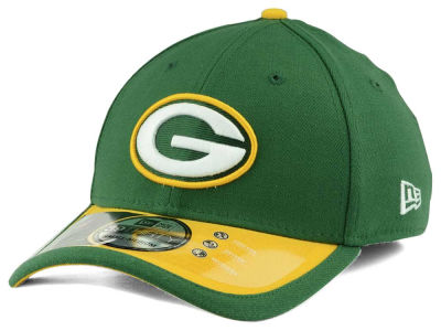Green Bay Packers New Era NFL 2015 On Field 39THIRTY Cap
