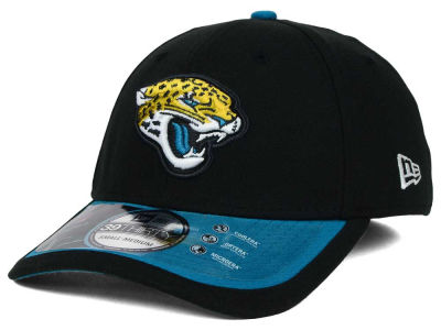 Jacksonville Jaguars New Era NFL 2015 On Field 39THIRTY Cap
